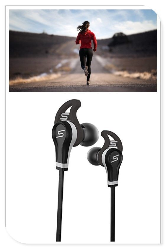 Best sport earbuds for running - SMS Audio SYNC by 50 Wireless In-Ear Sport headphones review