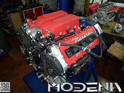 Replacement Engine Motor Engine Maserati Quattroporte V8 QP Evolution Evo Shamal