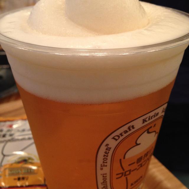 フローズンビール