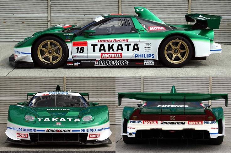 2006 TAKATA DOME NSX