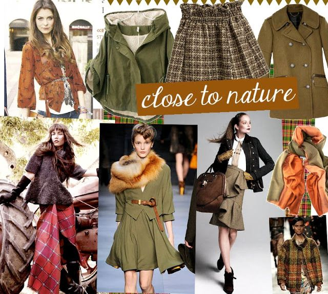 Fashion Trends Of Fall  Plume