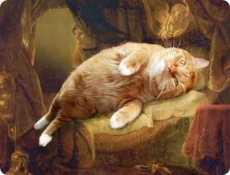 Artista rusa recrea famosas pinturas con su gato | Gatos domésticosGatos domésticos www.gatosdomesticos.com450 × 342Buscar por imagen La artista rusa Svetlana Petrova ha recreado algunas de las pinturas mas famosas. La novedad es que en todas las recreaciones ha incluído a su gato Zaratustra, inmortalizándolo en las obras de    Helen Frankenthaler - Estadounidense PINTORA - Buscar con Google