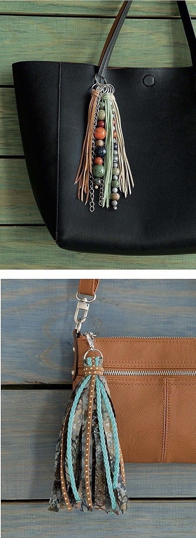 Tasseled Jewelry - Add DIY jewelry to your fashion look, the & # 39