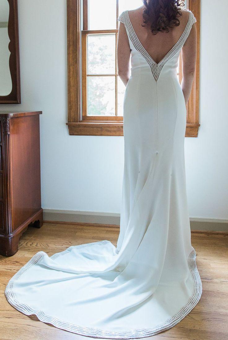 Lisa robertson in wedding dress - Mark Zunino 900 Size 10 Used Wedding Dresses