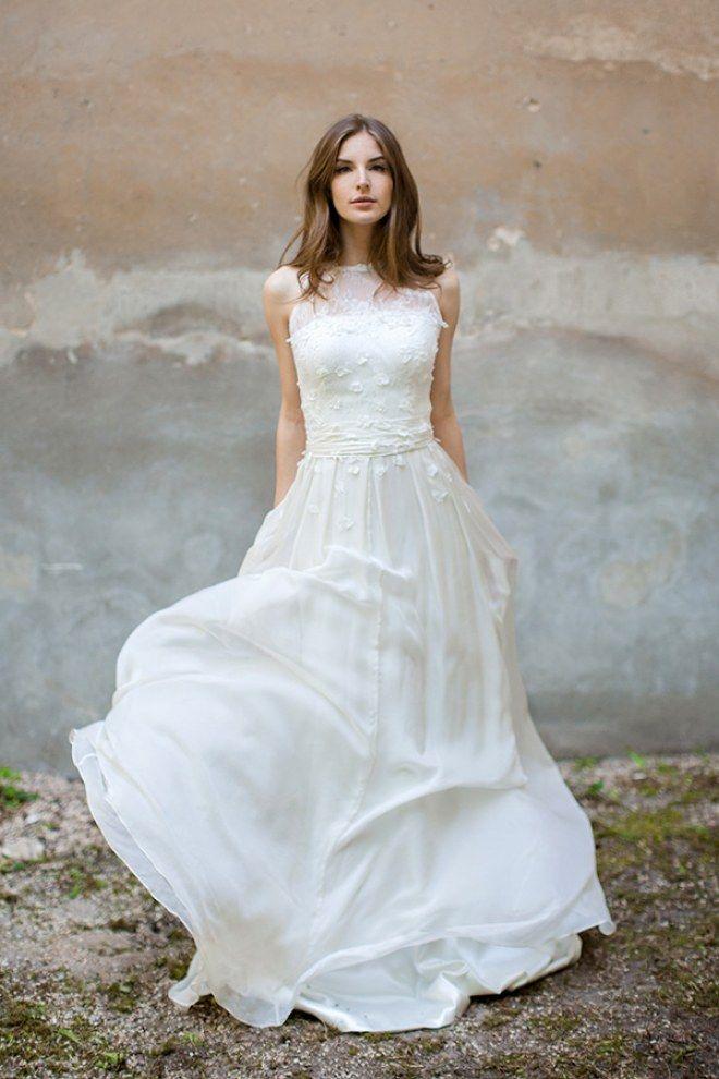 Brautkleid von Felicia Design über MARRYJim.com