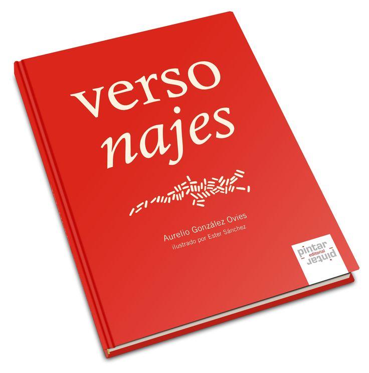 Versonajes - Aurelio González Ovies ilustrado por Ester Sánchez