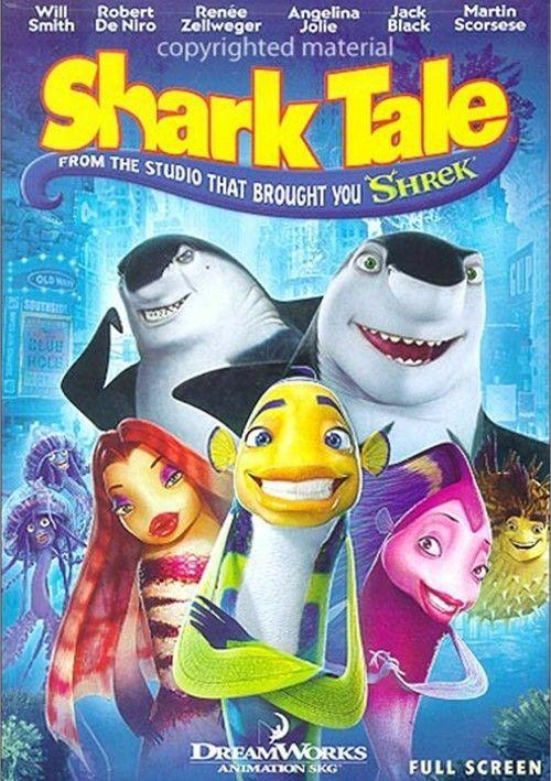 Shark Tale (Fullscreen) Movie