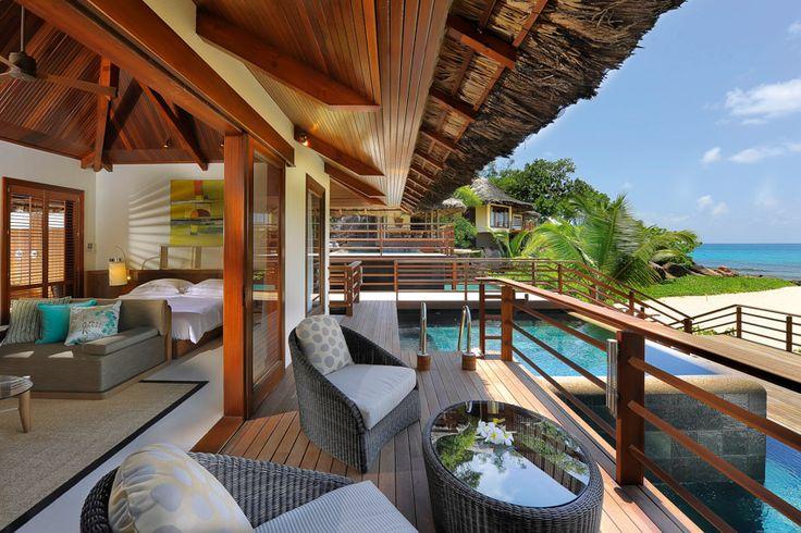 Constance Lemuria Resort Anse Kerlan, Seychellen