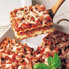 Price Chopper - Easy Beef Lasagna | pinterest training courses sydney ...