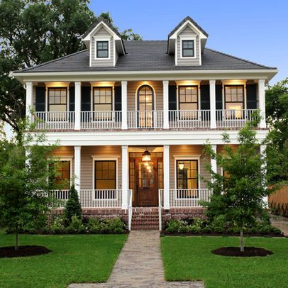 This morning my sister (who lives in Charlotte, NC) was asking for some paint color ideas for her deck, and I suggested taupe, as I think t...