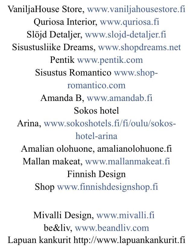 Supporting the industry #homeinterior #design #brands. www.mivalli.fi