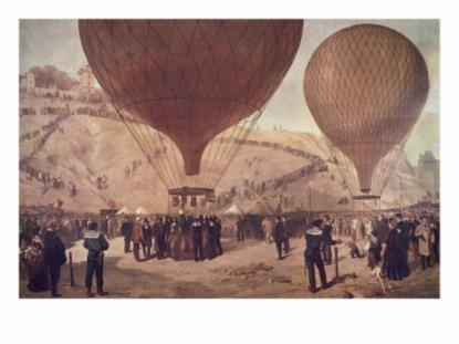 15 Best Hot Air Balloons Airships And Dirigibles Images On