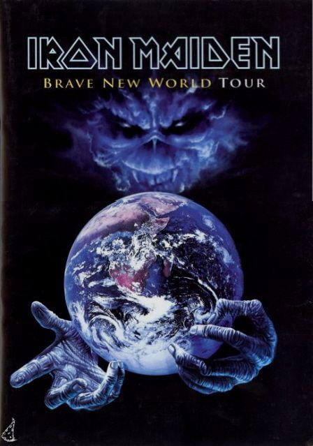 Iron Maiden Tour Program https://www.facebook.com/FromTheWaybackMachine