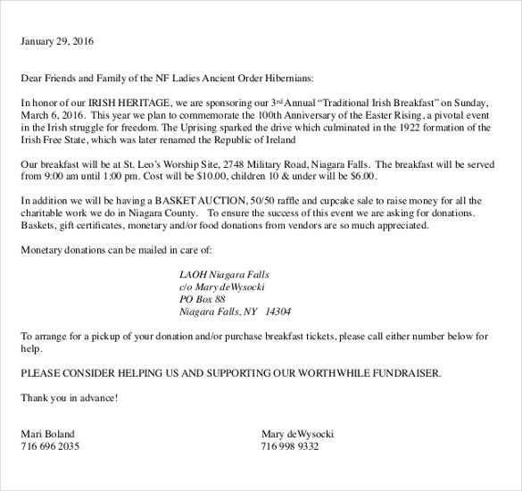 29 Donation Letter Templates Pdf Doc Lettering Donation