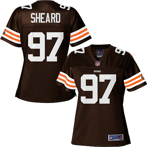 NFL Jersey's Pro Line Womens New England Patriots Jabaal Sheard Team Color Jersey