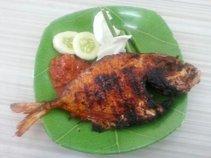 Kue fish @cafetaria
