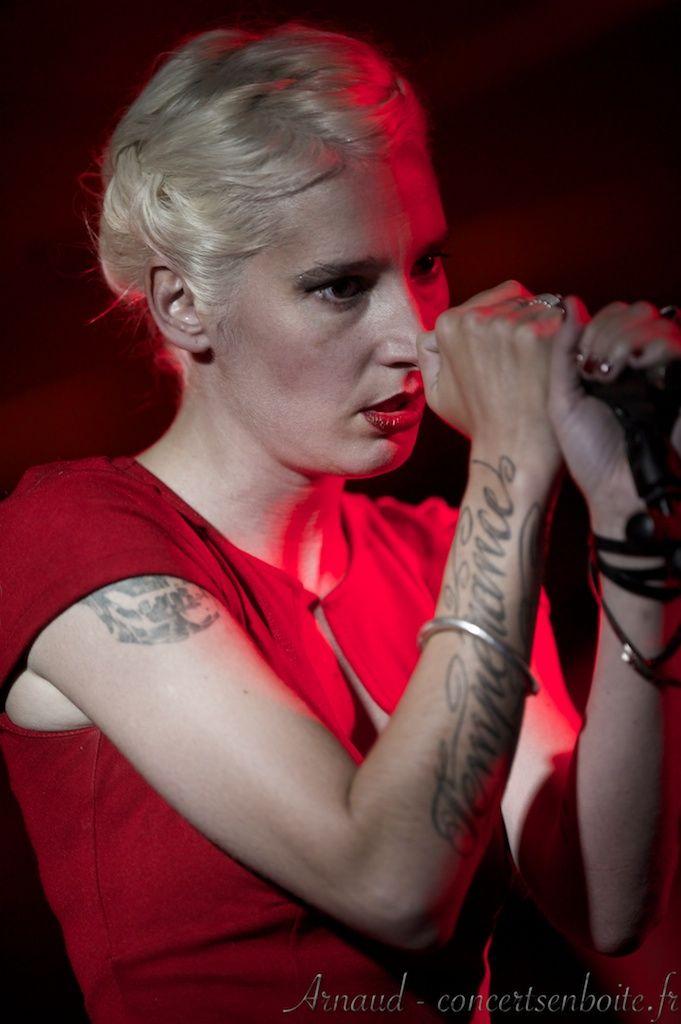 Photo live de Demi Mondaine - Molotov - Marseille - 19-08-2014