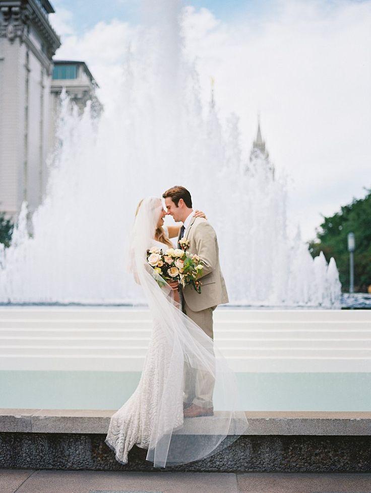 1000 Ideas About Mormon Wedding Dresses On Pinterest