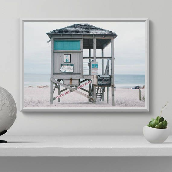 Hey, I found this really awesome Etsy listing at https://www.etsy.com/listing/593583885/lifeguard-tower-print-lifeguard-hut-wall