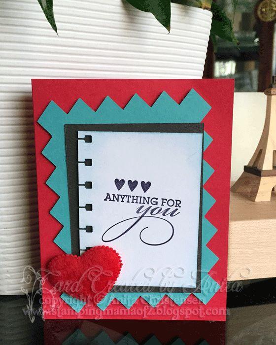 #valentine #hearts #card
