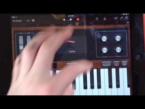 2) Super Mario Sound Effects in GarageBand - YouTube
