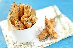 Eggplant Recipes For Kids - Crispy Eggplant Sticks