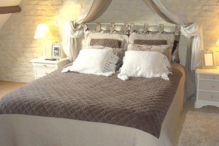 chambre romantique et bohème