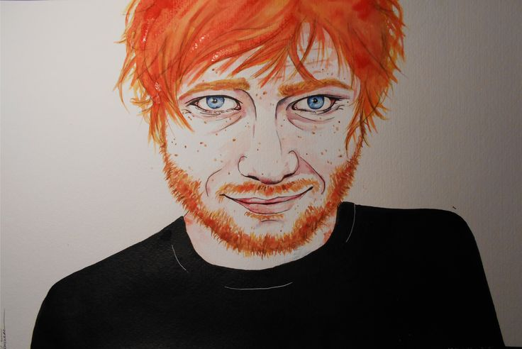 Ed Sheeran :) - by Roxanne Phoenix