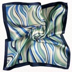 Silk Scarf, Blue for R50.00