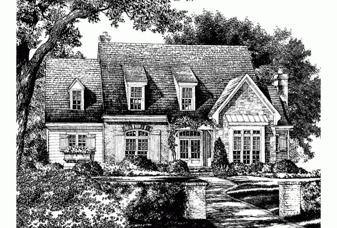 Southern living house plan house plans pinterest for Country living house plans