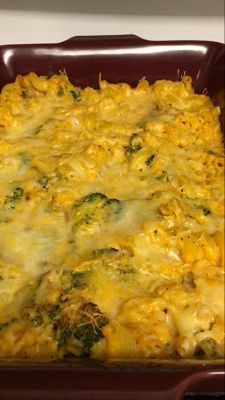 Working Out and Eating In: Baked Pasta with a Squash, Ricotta and Garlic Sauce
