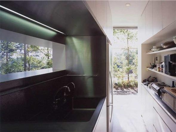 """Esta casa recibe el nombre de """"Wall Less House"""", o casa sin paredes, es una creación de Takaharu Tezuka, un arquitecto japonés"""