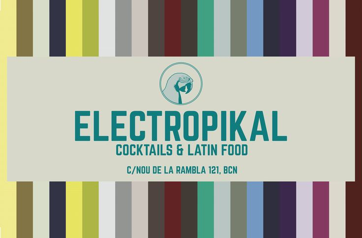 Electropikal - Cocktails & latin food