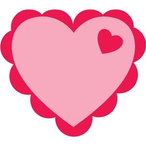 typography hearts meli schreiber - photo #2
