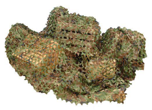 how to make helmet camouflage netting