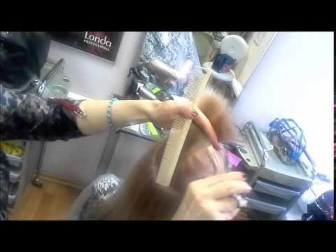 Каскад на тонкие волосы 5 секретов