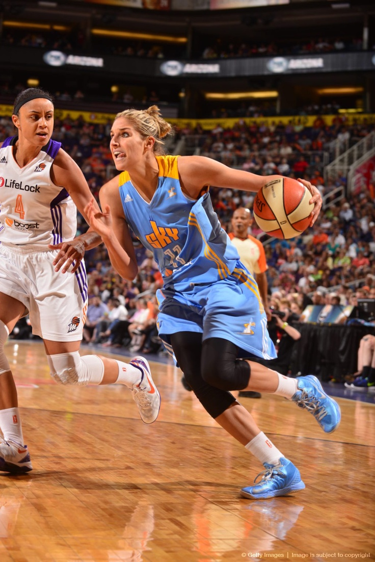Chicago Sky vs Phoenix Mercury