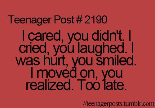 Teenager Post | TEENAGER POST (Nleraand)