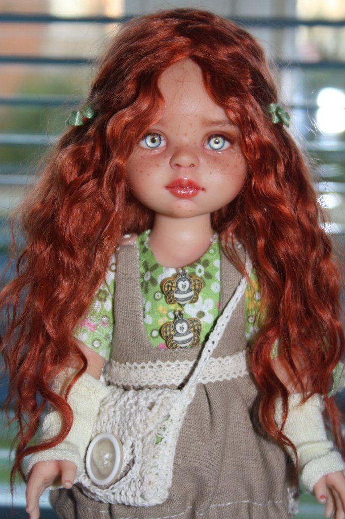 По следам Энн Ширли. Куклы ООАК от Paola Reina / Paola Reina, Antonio Juan и другие испанские куклы / Бэйбики. Куклы фото. Одежда для кукол