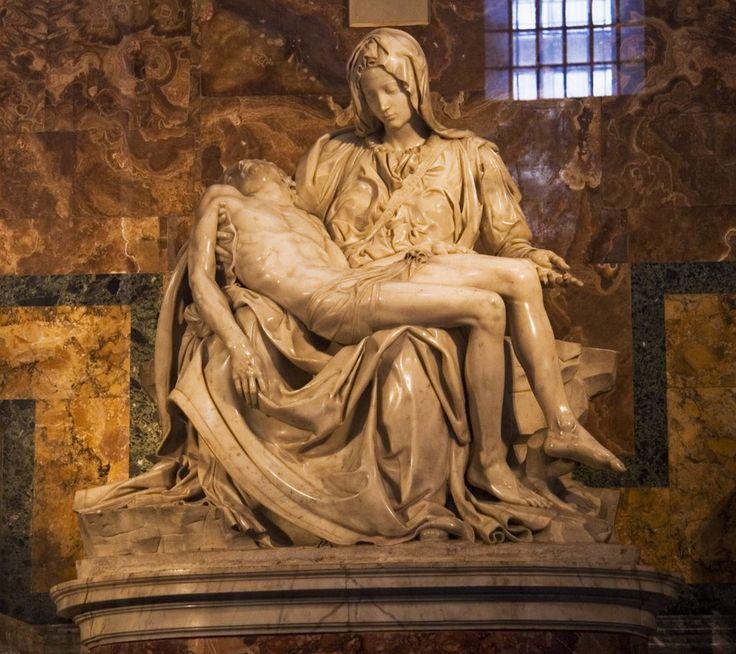 La Pietà/ Michelangelo Buonarroti/ Baroque