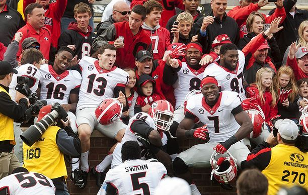UGA: Chubb, defense step up against Missouri