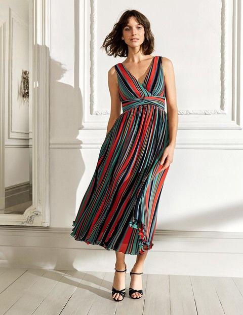 Margot Midi Dress (Multi)