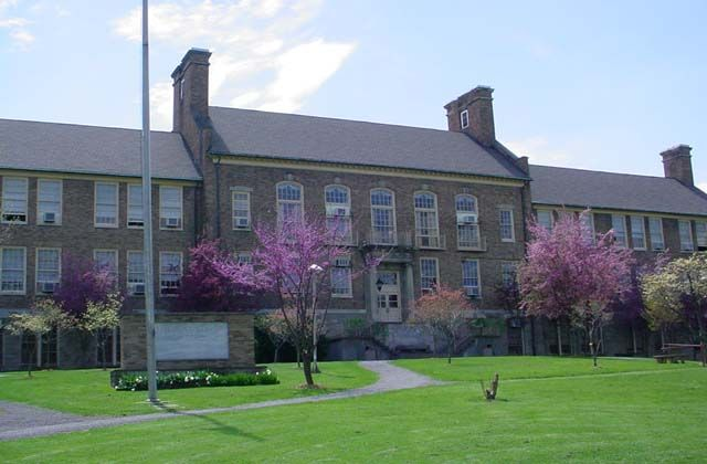 Fairmont Senior High School in Marion County, West Virginia.
