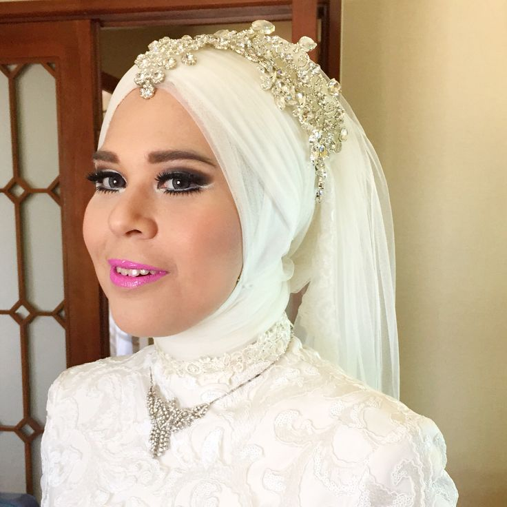 Makeup wedding bridal