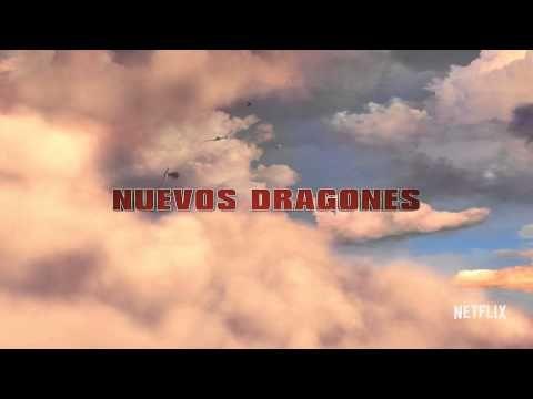 DreamWorks Dragones: Carrera al borde - Netflix [HD] - YouTube