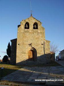 Salamanca Ledesma Iglesia de Santa Elena