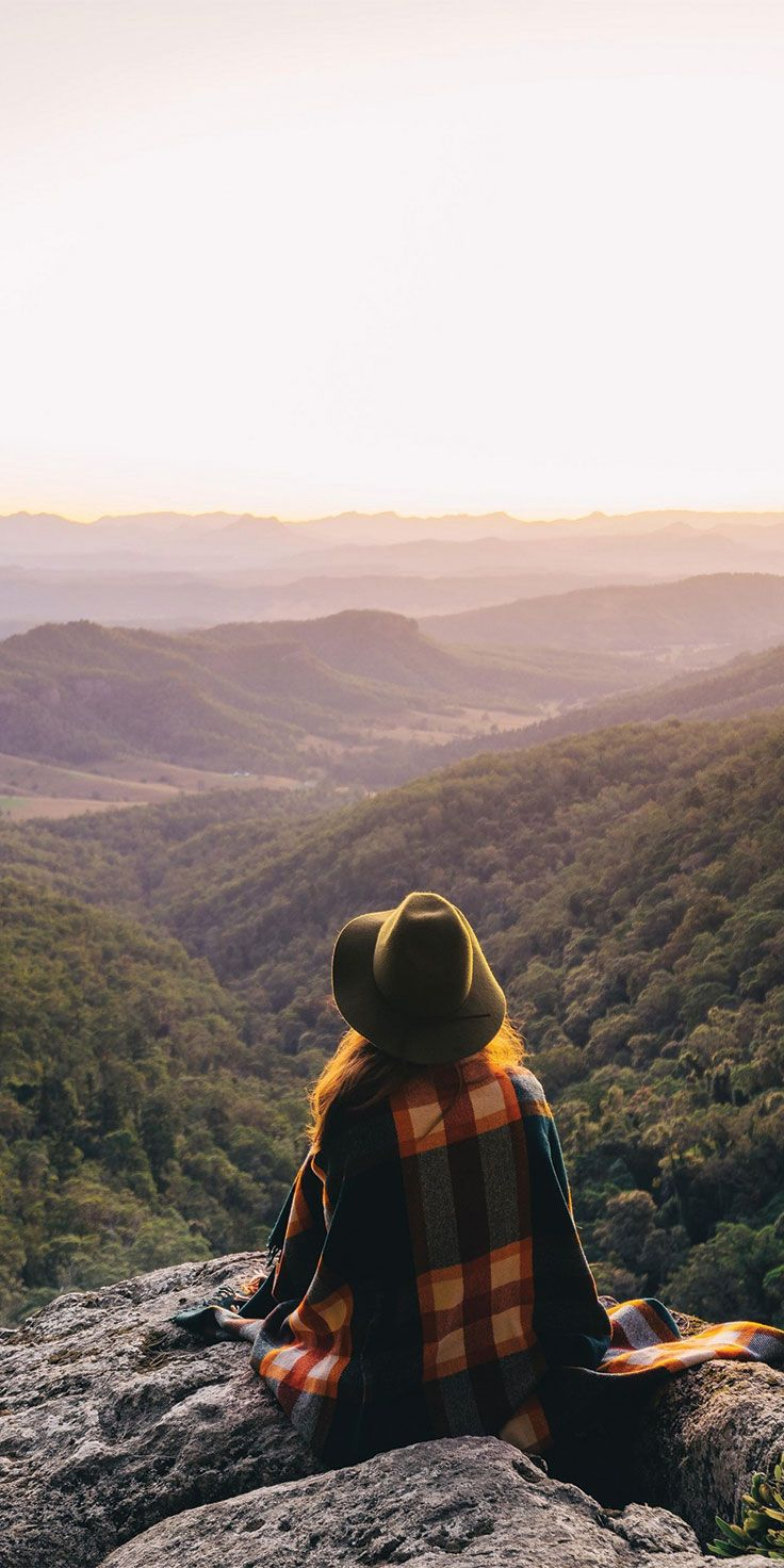 The perfect spot to watch sunrise in Lamington National Park - by @visitqueensland