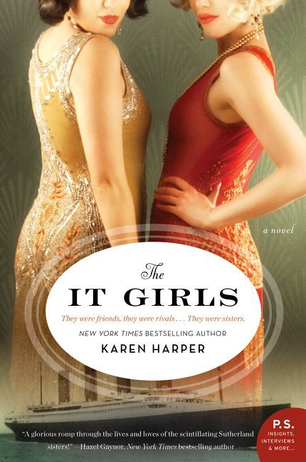 From New York Times bestselling author Karen Harper comes a novel based on the lives of two amazing sisters . . .One sailed the Titanic and started a fashion...