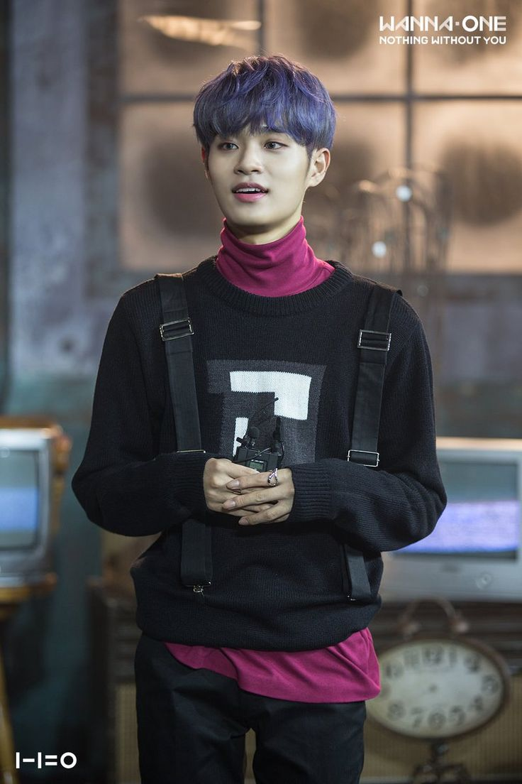 #WANNAONE Official pics 'Nothing Without You' - #Daehwi <3