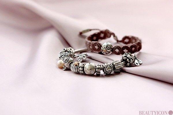 Biżuteria Pandora - inspiracje